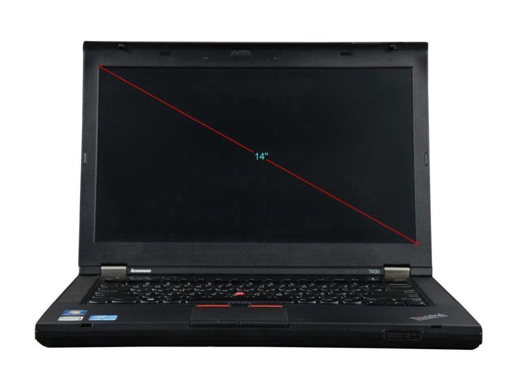 Lenovo ThinkPad core i7 t430 3rd gen