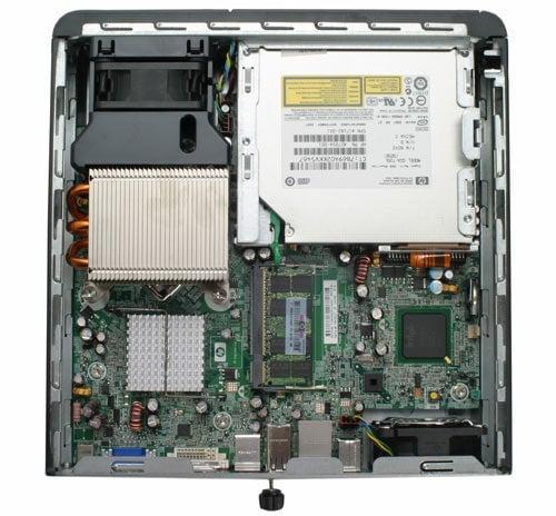HP COMPAQ DC7800P Ultra Slim