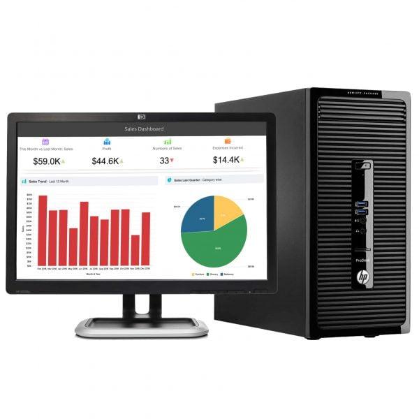 HP PRODESK 400 G2 Core i5