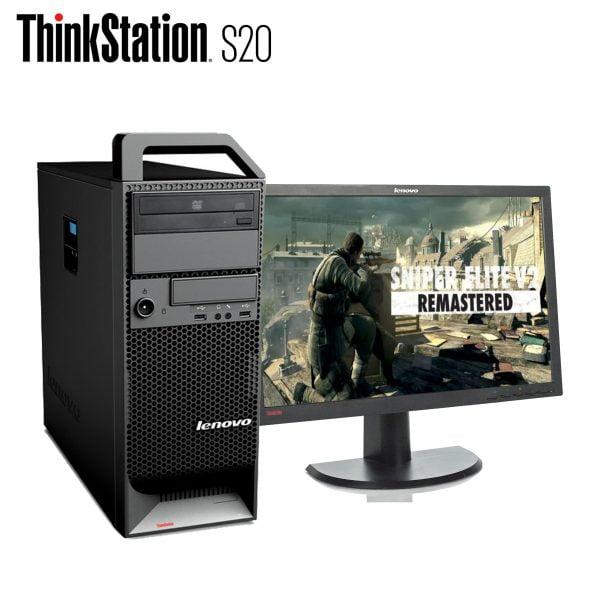 LENOVO THINKSTATION S20 Xeon