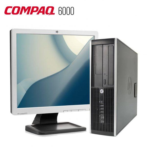 HP COMPAQ 6000 PRO Core 2 Duo