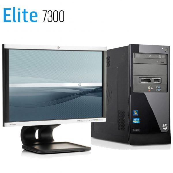 HP ELITE 7300 Core i5 2nd Gen