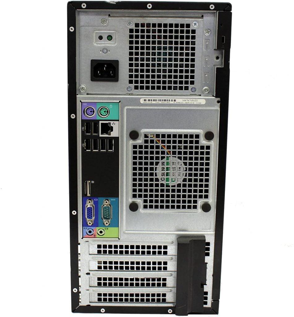 DELL OPTIPLEX 790 Core i7 2nd Gen