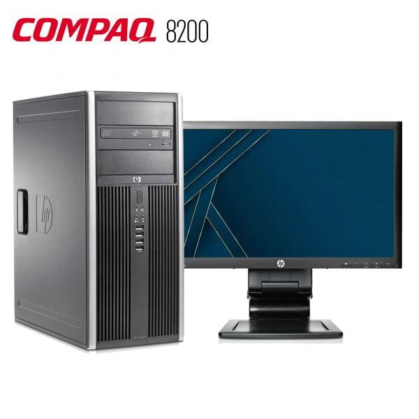 HP COMPAQ 8200 ELITE Core i7 2nd Gen
