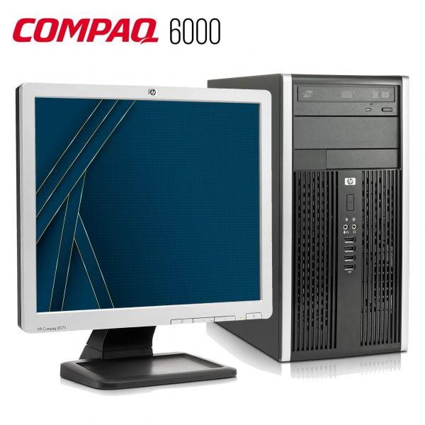 HP COMPAQ 6000 Pro MT Core 2 Duo