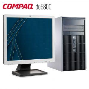 HP COMPAQ DC5800 Core 2 Duo