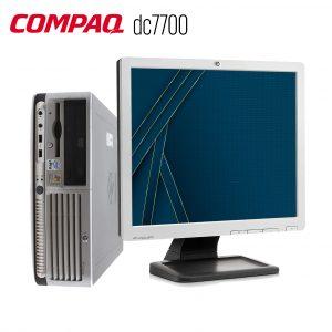 HP COMPAQ DC7700 Core 2 Duo