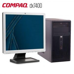 HP COMPAQ DX7400 Core 2 Duo
