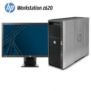 HP Z620 WORKSTATION Intel Xeon