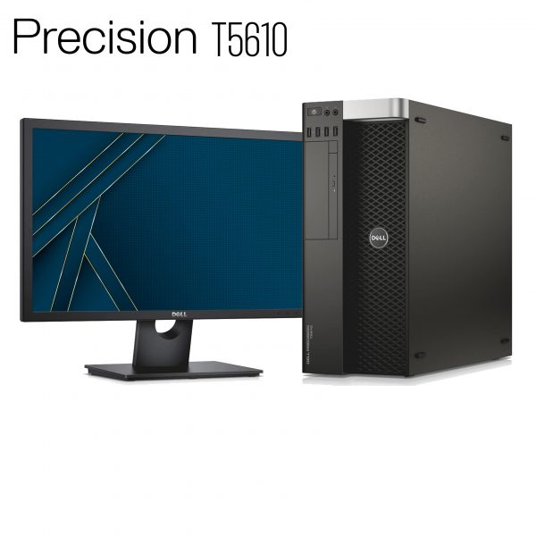 DELL PRECISION T5610 WORKSTATION Xeon E5-2650